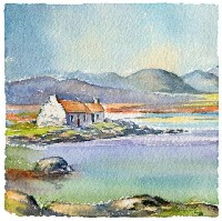 Cottage Notelet