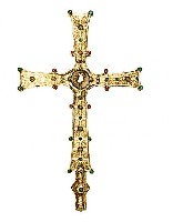 Cross of Cong Notelet