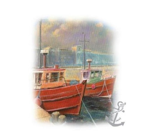 Galway Harbour Notelet