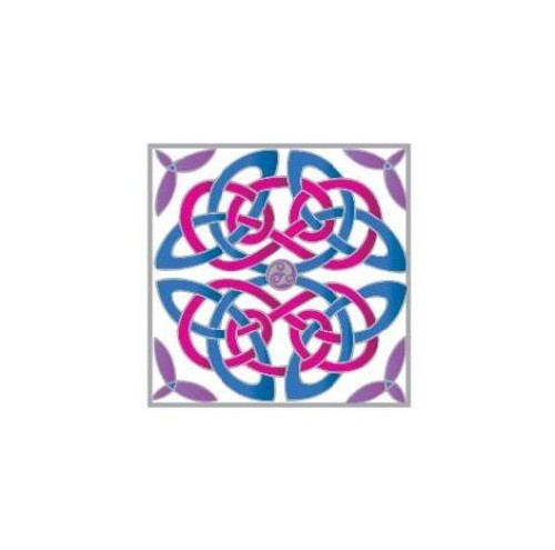 Celtic Square Notelet