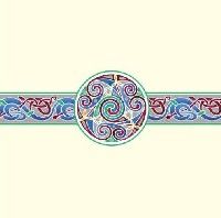 Celtic Circle Notelet